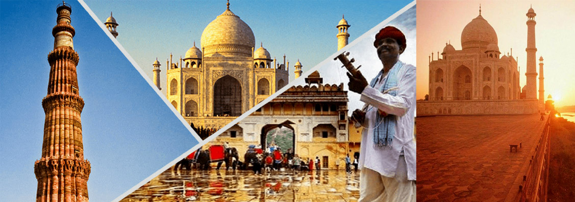 Golden Triangle Tour 2 Nights 3 Days